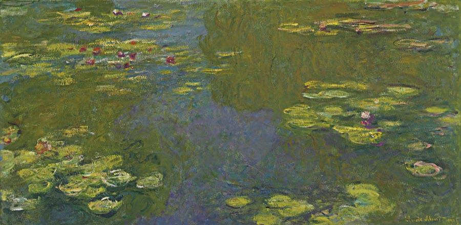 Le Bassin Aux Nymphéas