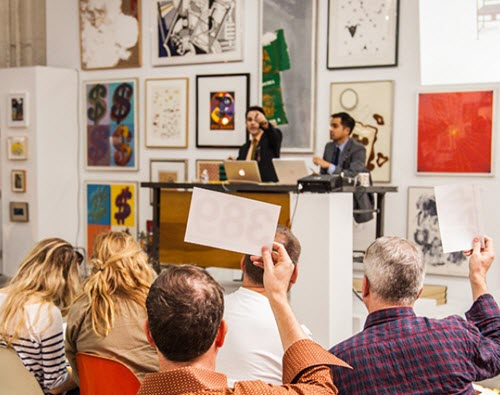 Los Angeles Modern Auctions