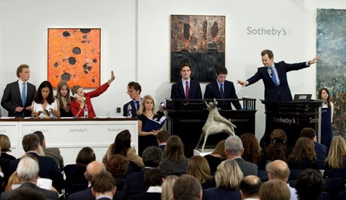 Sothebys auction